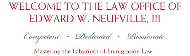 Welcome to the Law Firm of Edward N. Neufville