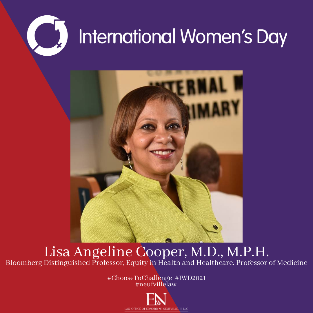 Lisa Cooper International Women's Day Immigration law firm